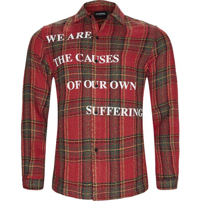 9b538a9b Billige skjorter - Køb skjorter på udsalg online hos qUINT