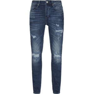 Rey Jeans Regular   Rey Jeans   Blå