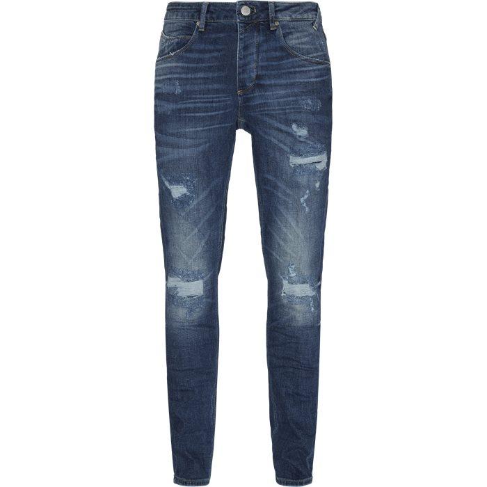 Rey Jeans - Jeans - Regular - Blå