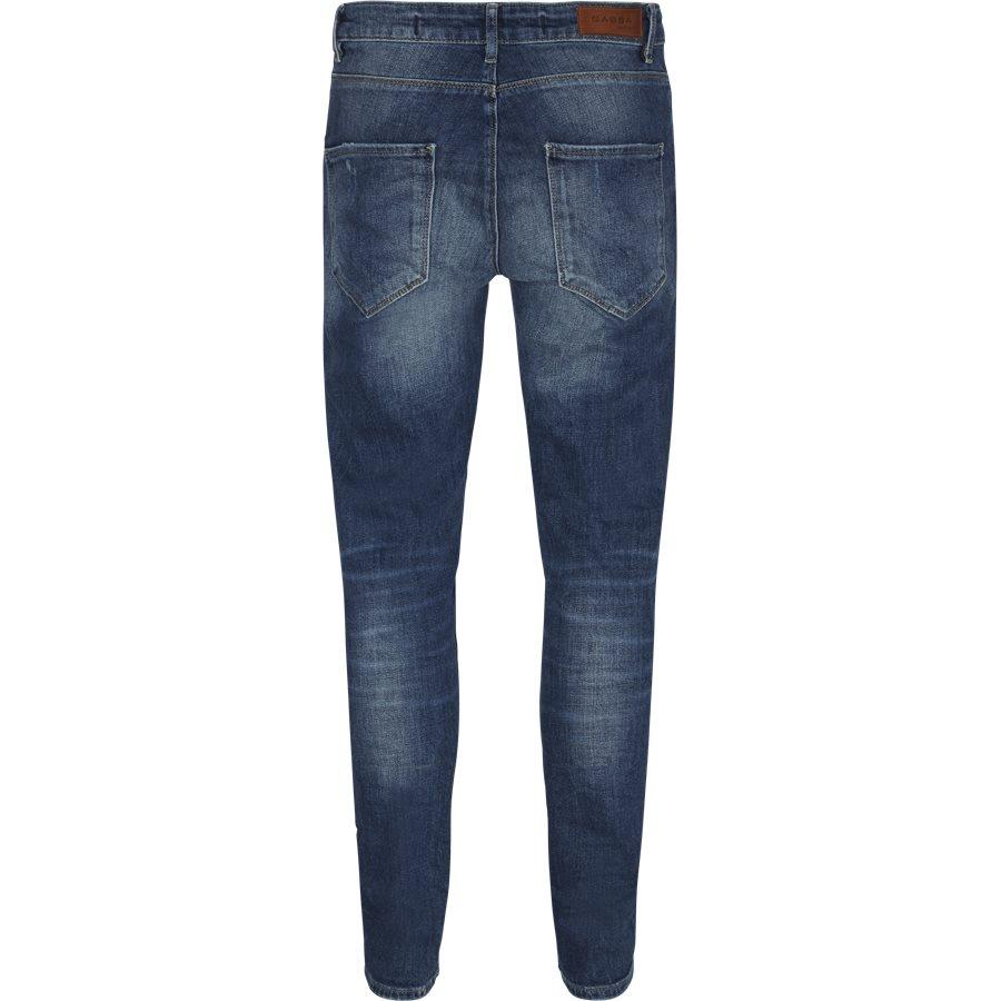 REY K1019 DESTROY RS1105 - Rey Jeans - Jeans - Regular - BLÅ - 2