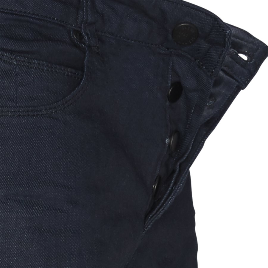 REY K2209 RINSE RS1143 - Rey - Jeans - Slim - DENIM - 4