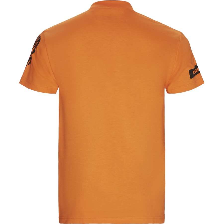 LOGORAMA - Logorama Tee - T-shirts - Regular - ORANGE - 2