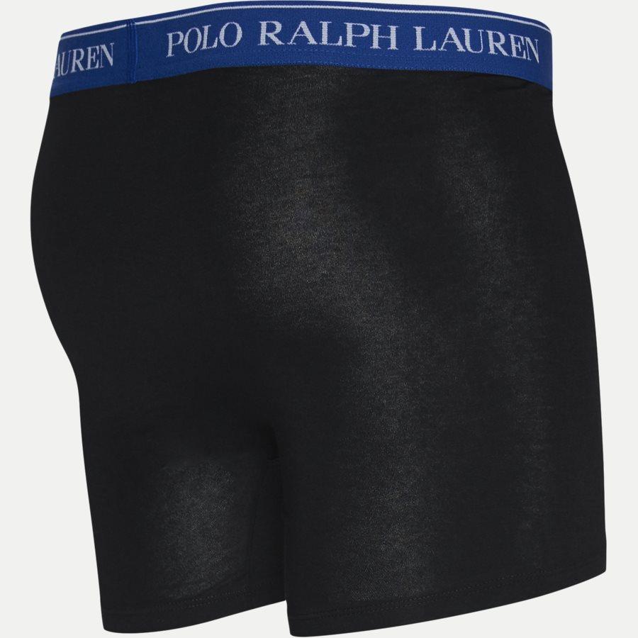 714730410 - 3-Pack Jersey Knit Tights - Undertøj - SORT - 4