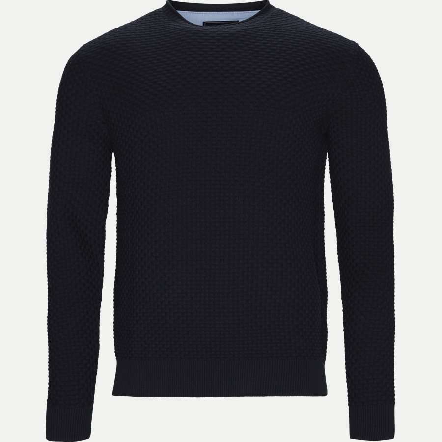 8001-8811 - Crew Neck Strik - Strik - Regular - NAVY - 1