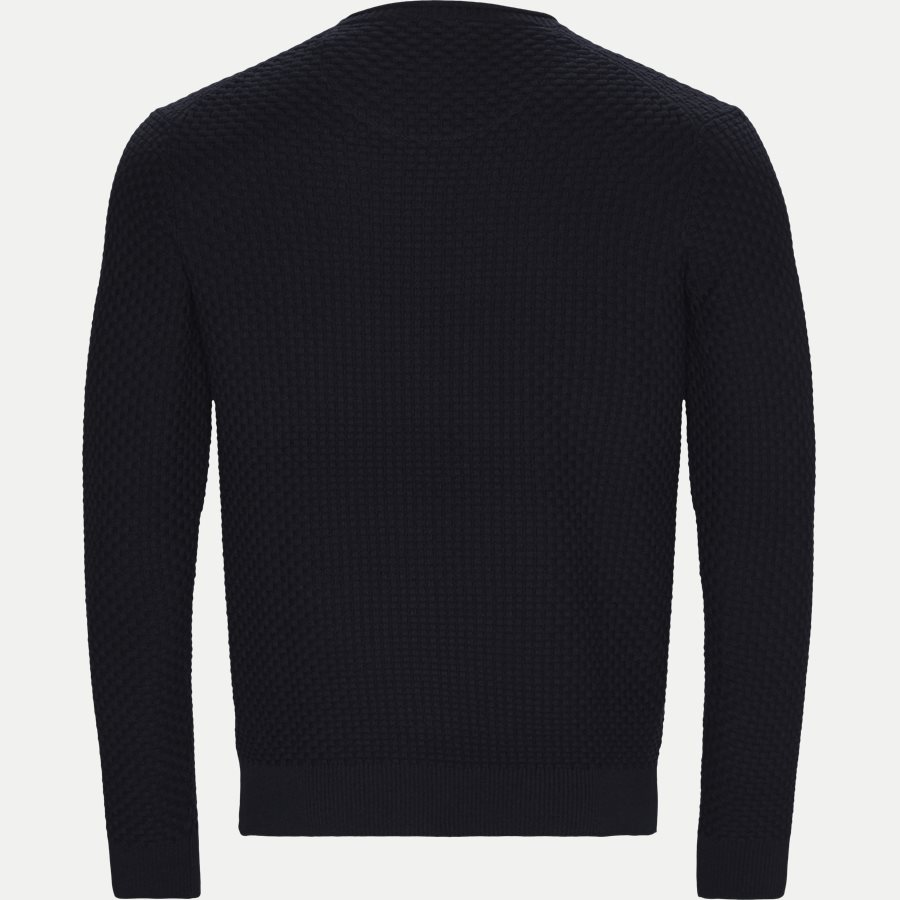 8001-8811 - Crew Neck Strik - Strik - Regular - NAVY - 2