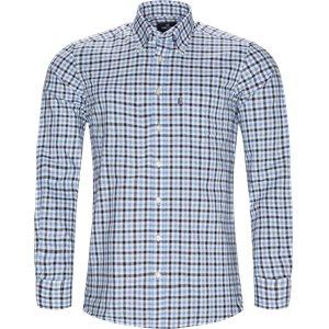 Button-Down Skjorte Regular | Button-Down Skjorte | Blå