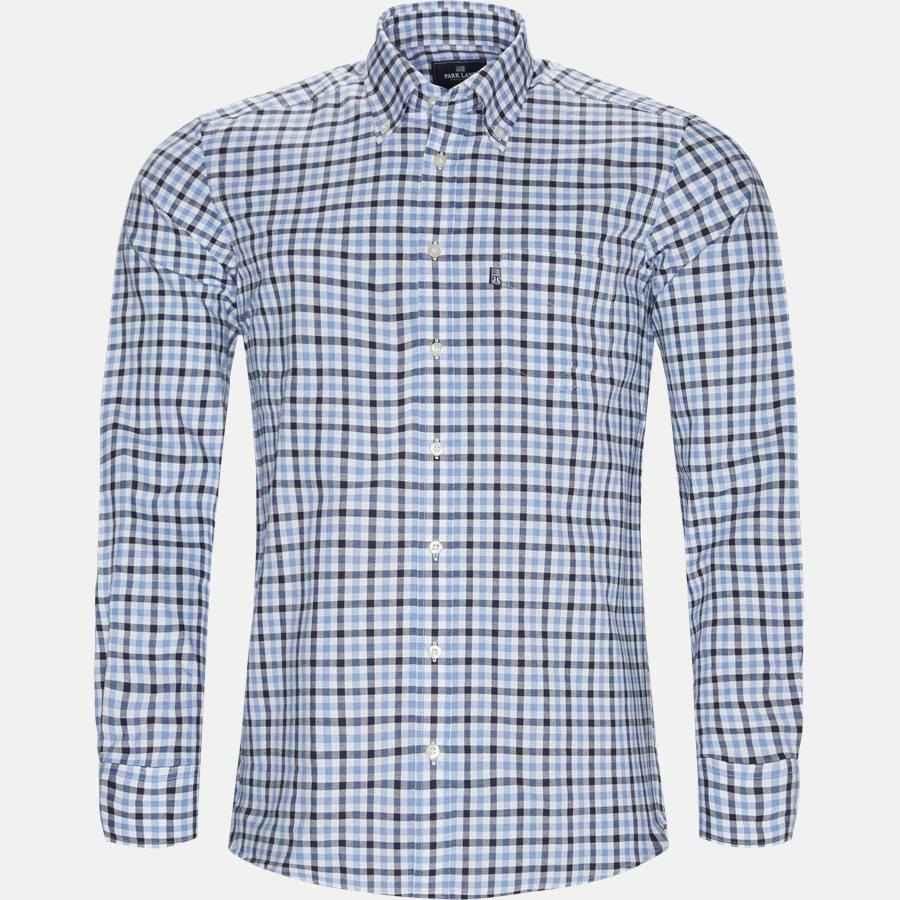 8037-8811 - Button-Down Skjorte - Skjorter - Regular - NAVY - 1