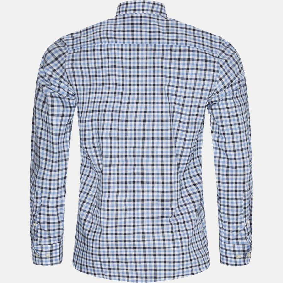8037-8811 - Button-Down Skjorte - Skjorter - Regular - NAVY - 2