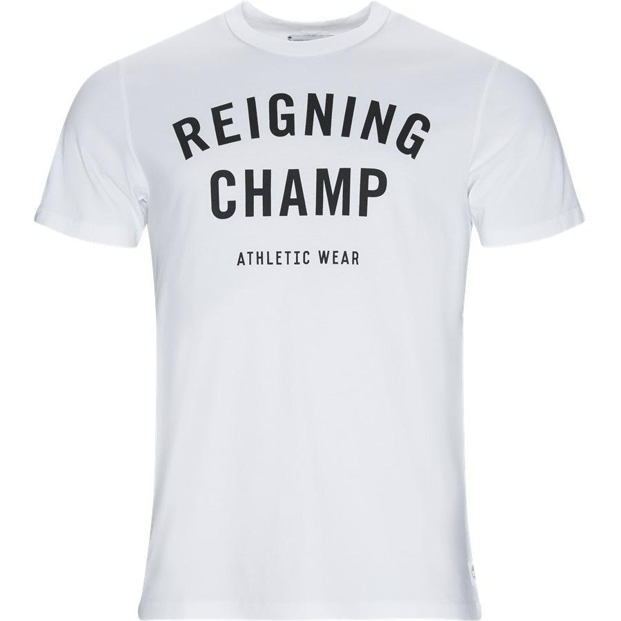 GYM LOGO RC-1125 - Gym Logo  - T-shirts - Regular - HVID/SORT - 1