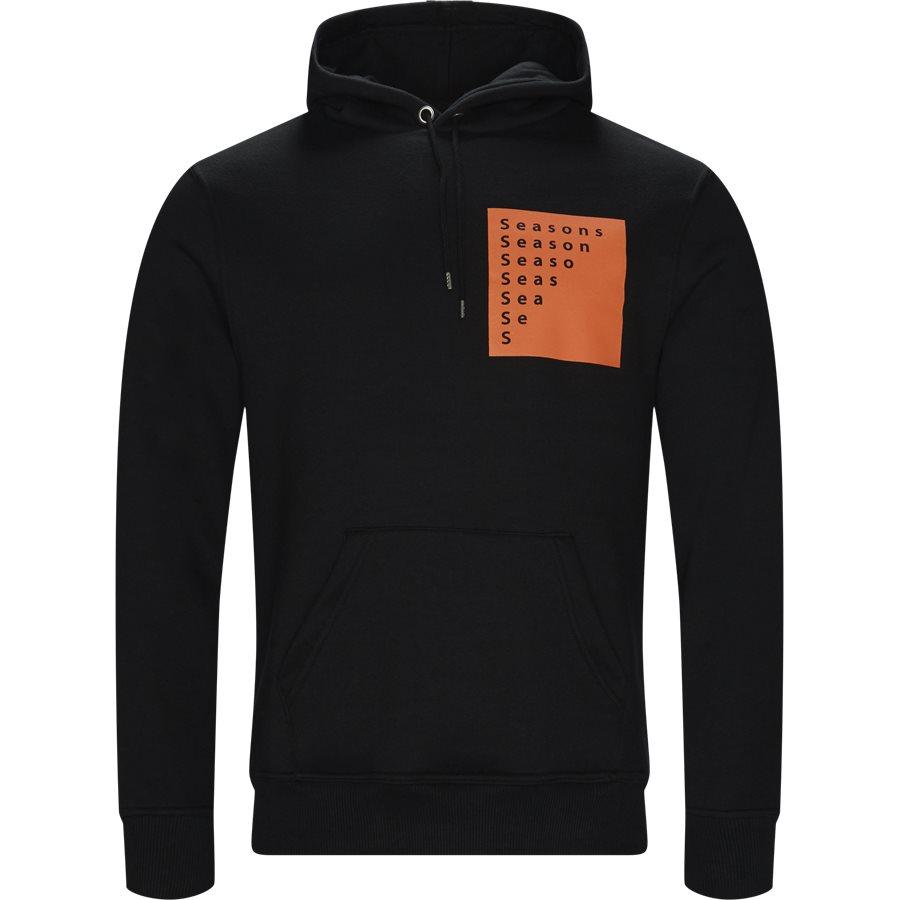 UTAH - Utah - Sweatshirts - Regular - BLACK - 1