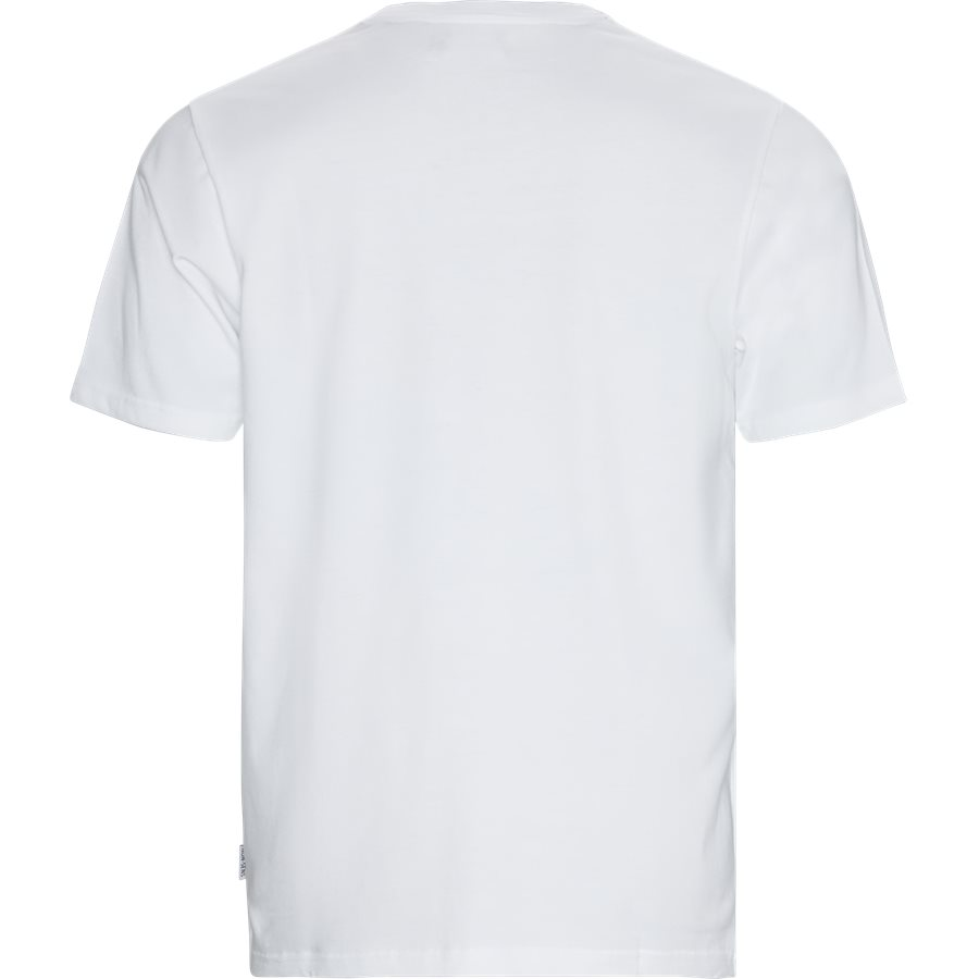 DOME - Dome Tee - T-shirts - Regular - WHITE - 2