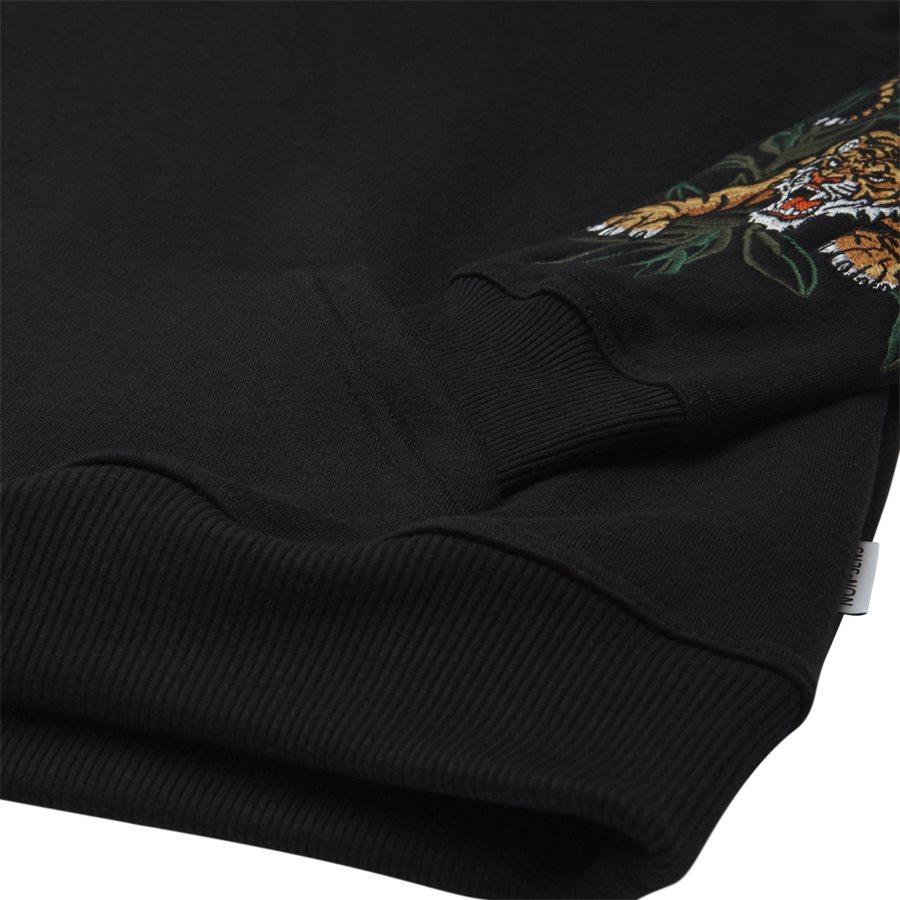 CANYON. - Canyon - Sweatshirts - Regular fit - BLACK - 4