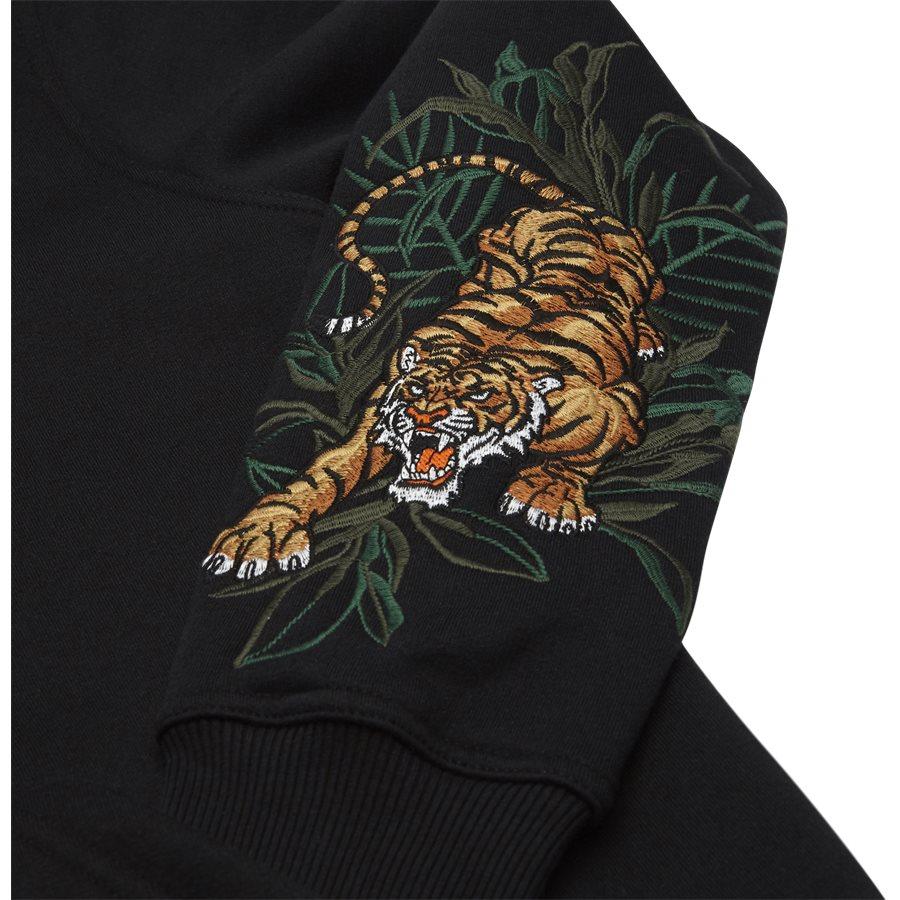 CANYON. - Canyon - Sweatshirts - Regular - BLACK - 5