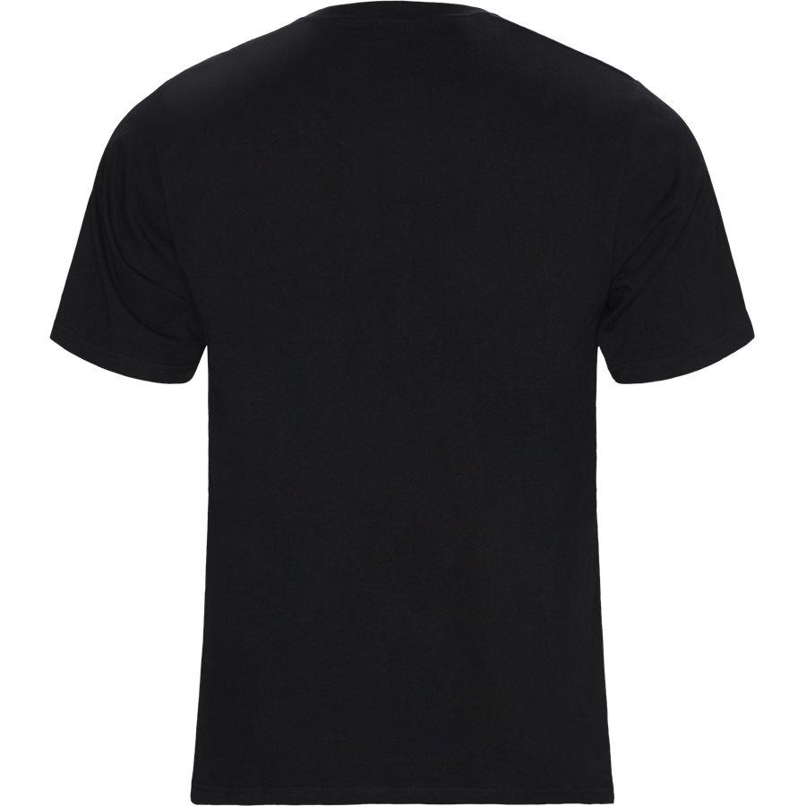 PEAKS - Peaks T-shirt - T-shirts - Regular - BLACK - 2