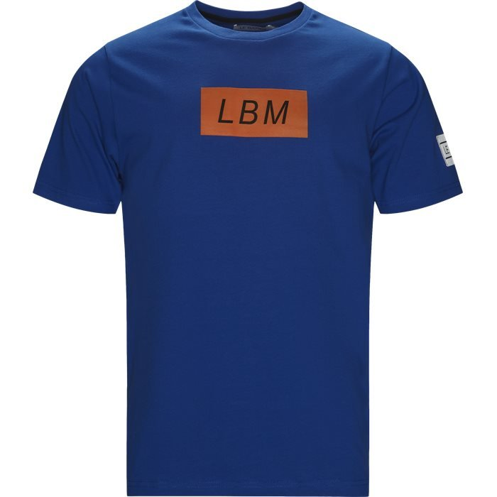 Emelion - T-shirts - Regular - Blå