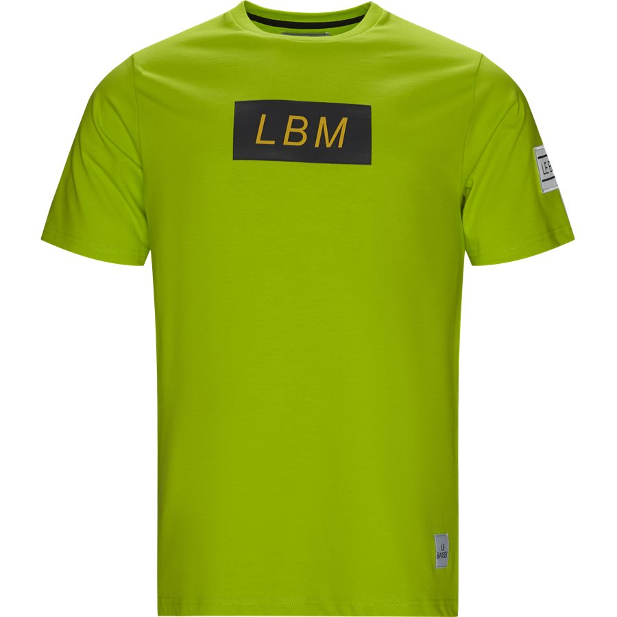 EMELION - Emelion - T-shirts - Regular - NEON/GRØN - 1