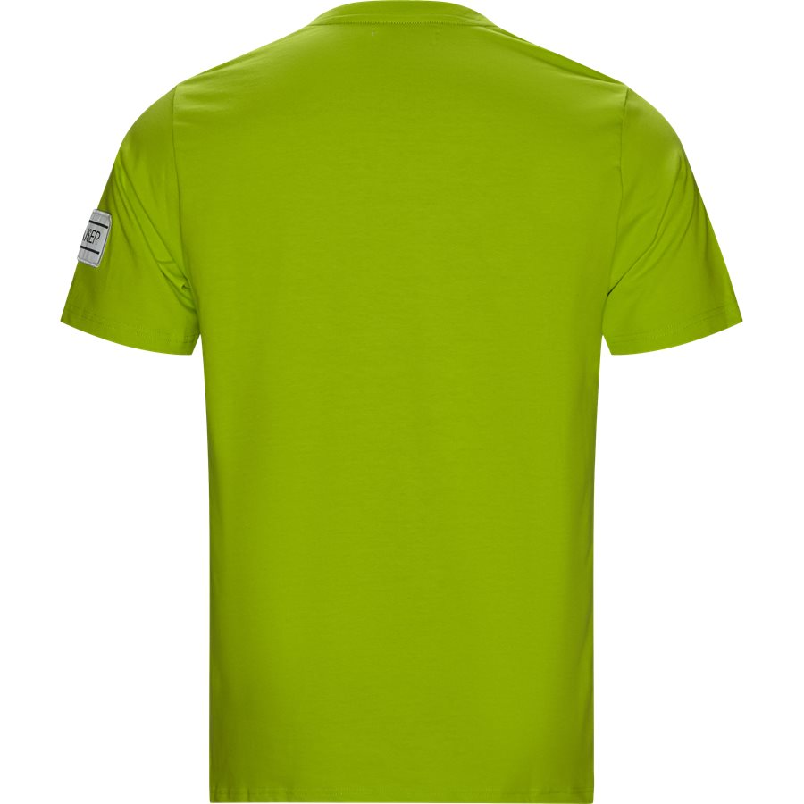 EMELION - T-shirts - NEON/GRØN - 2