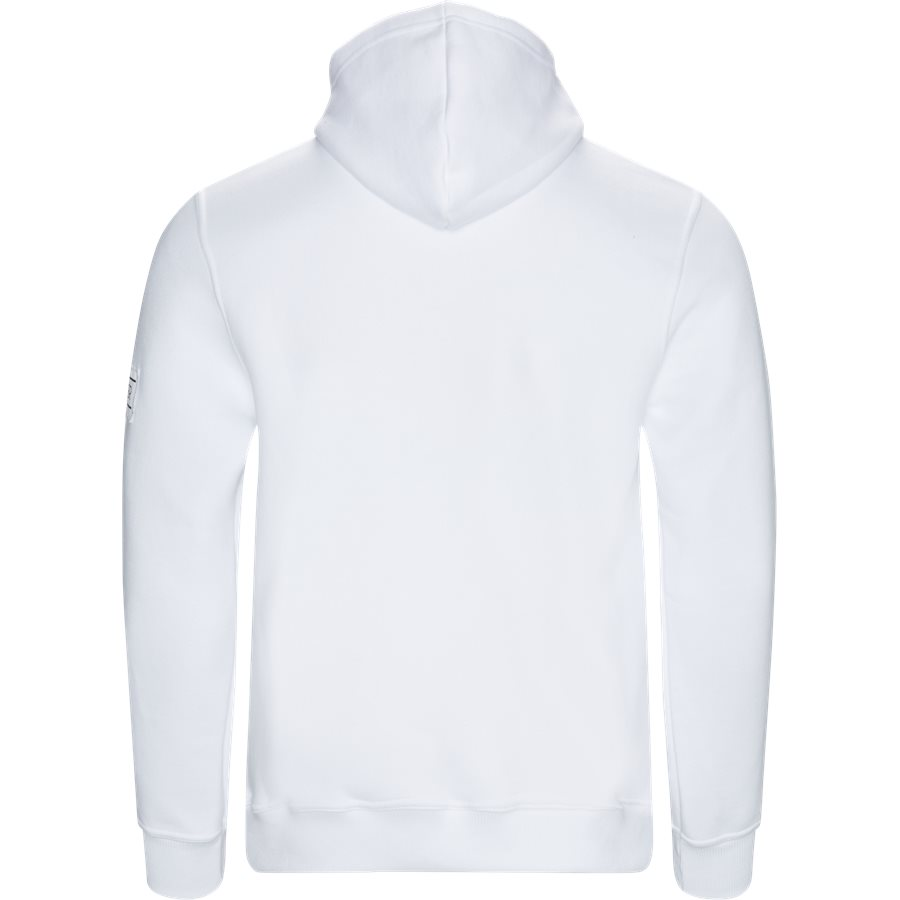 LOUDES - Loudes Hoodie - Sweatshirts - Regular - WHITE - 2