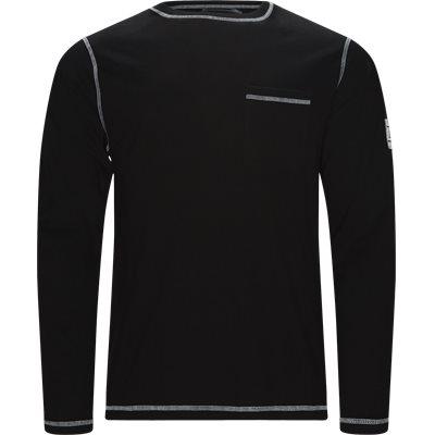 Blanc Regular fit | Blanc | Sort