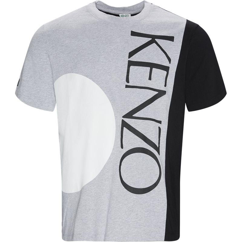 kenzo Kenzo 5ts2044sg t-shirts grey fra axel.dk