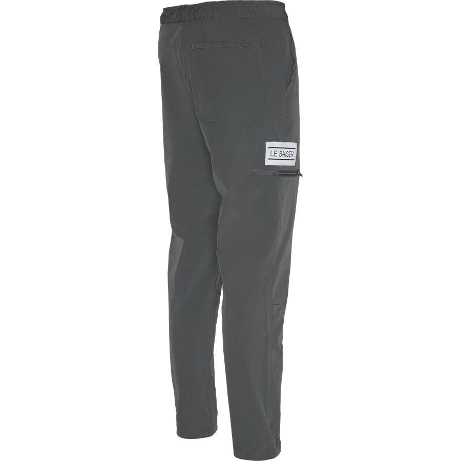 HIMALAYA - Trousers - Regular - GREY - 3
