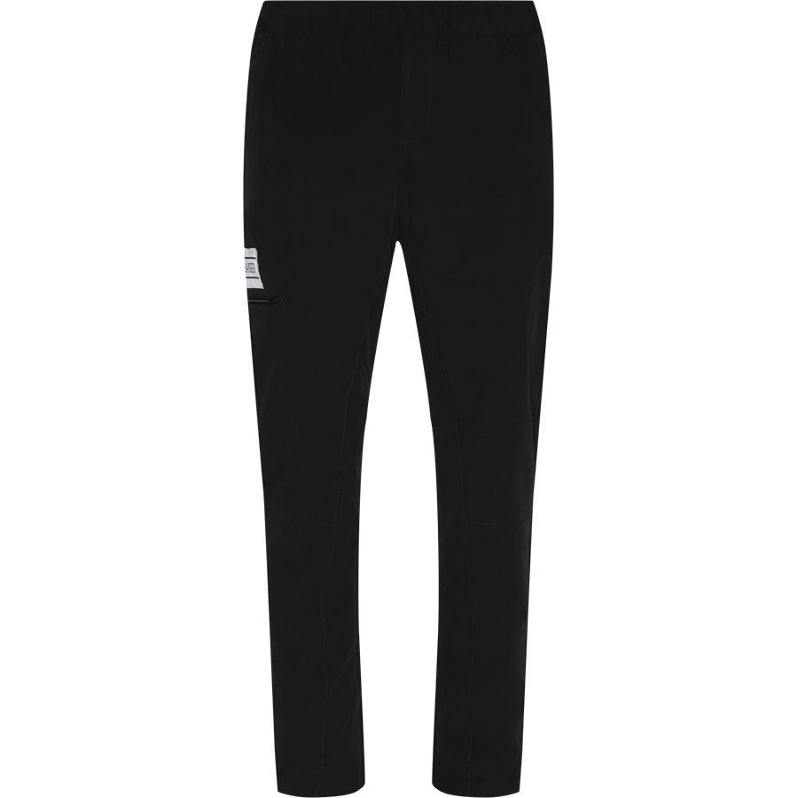 HIMALAYA - Trousers - Regular - SORT - 1