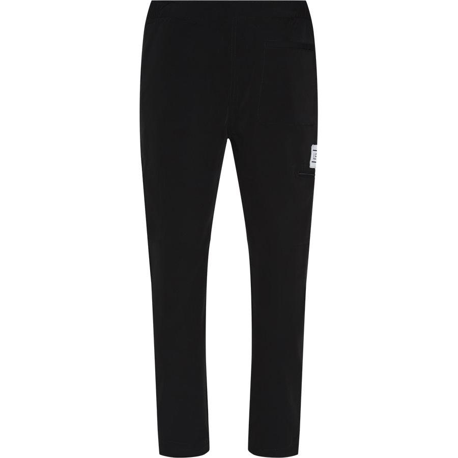 HIMALAYA - Trousers - Regular - SORT - 2