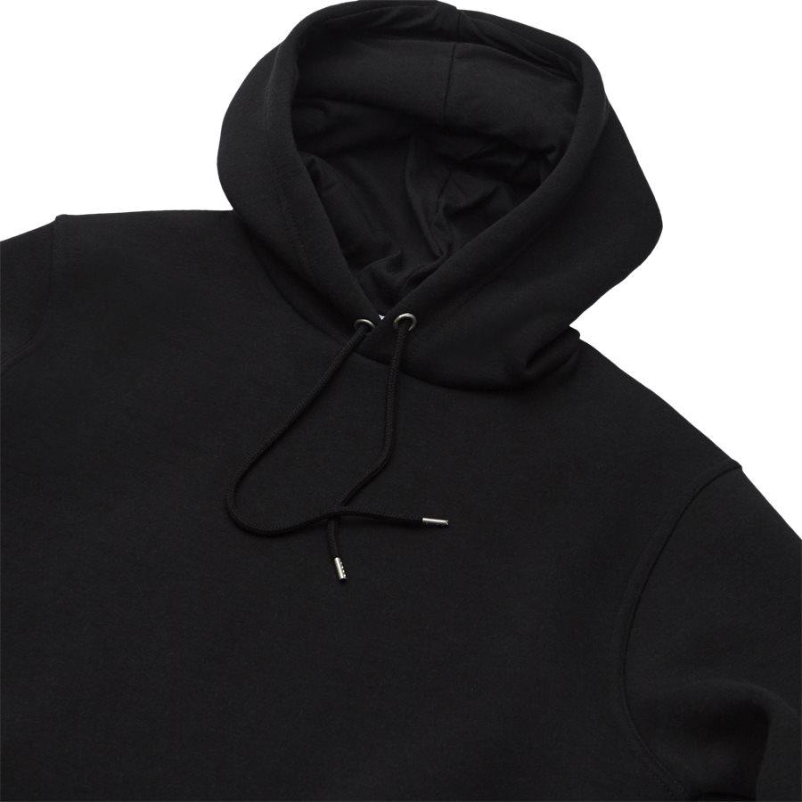 HEFNER - Hefner - Sweatshirts - Regular - BLACK - 4