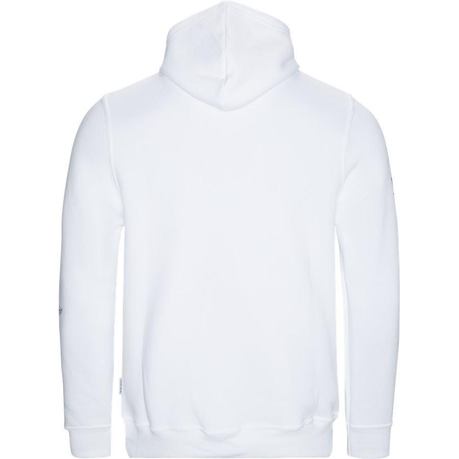 HEFNER - Hefner - Sweatshirts - Regular - WHITE - 2