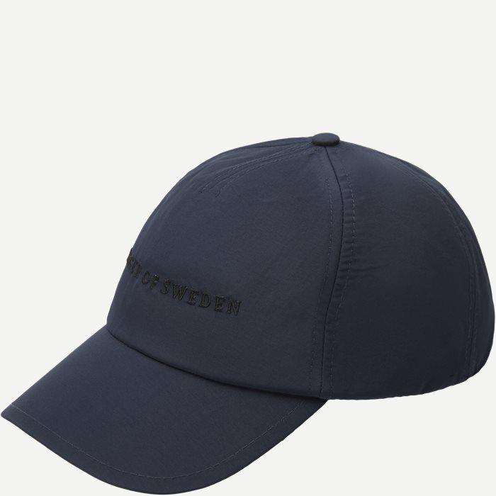 Hinsdal2 Cap - Caps - Blå