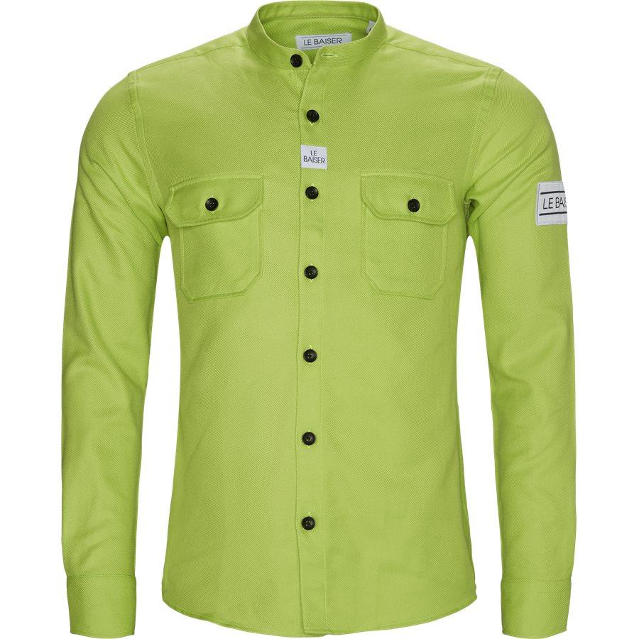 PENCIL - Shirts - Regular - NEON/GRØN - 1