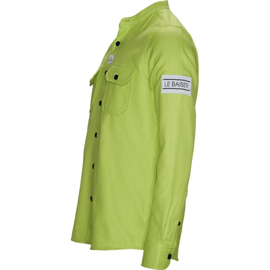PENCIL - Shirts - Regular - NEON/GRØN - 3