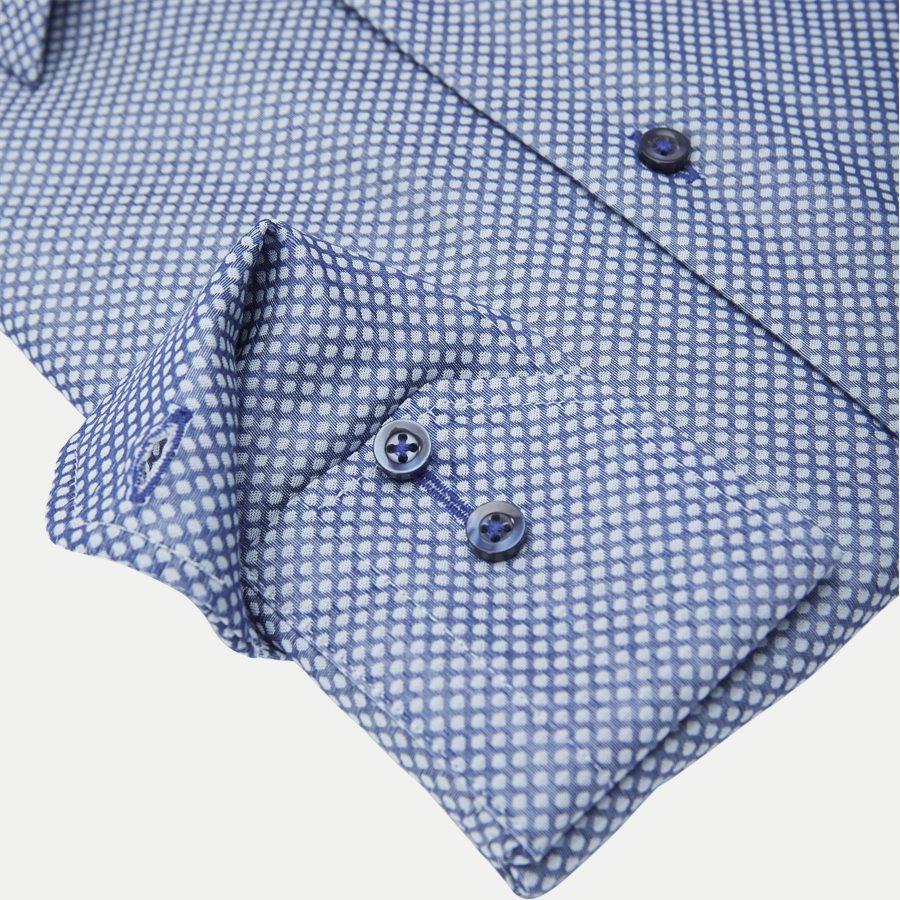 FABREGAS - Fabregas Skjorte - Skjorter - BLUE - 4