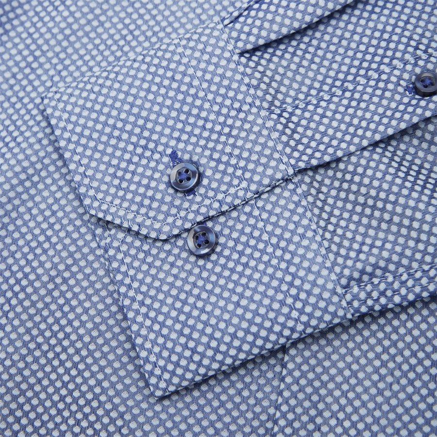 FABREGAS - Fabregas Skjorte - Skjorter - BLUE - 9