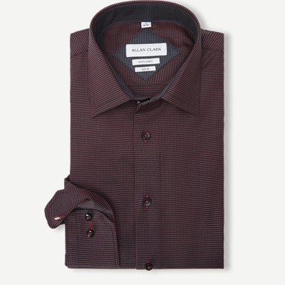 Abalo Skjorte Abalo Skjorte | Rød