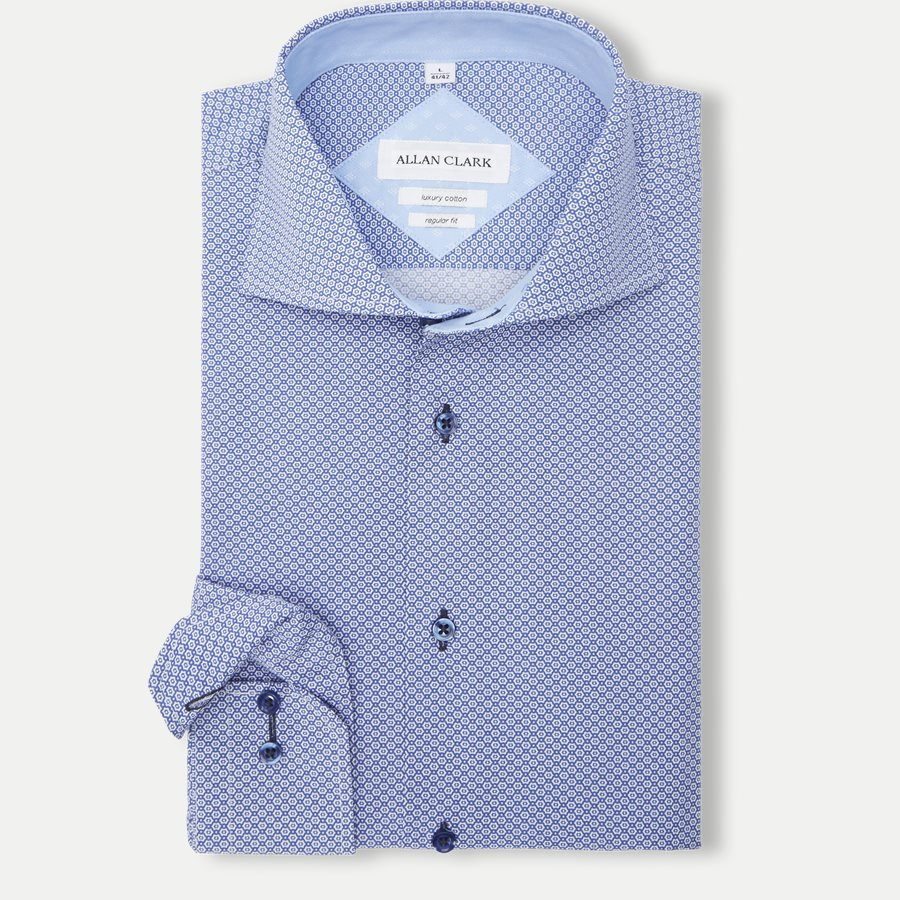 DIPANDA - Dipanda Skjorte - Skjorter - L.BLUE - 1
