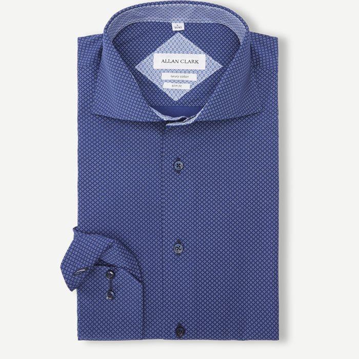 Narcisse Skjorte - Skjorter - Blå