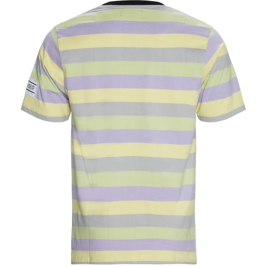 THORENS - Thorens T-shirt - T-shirts - Regular - YELLOW - 2