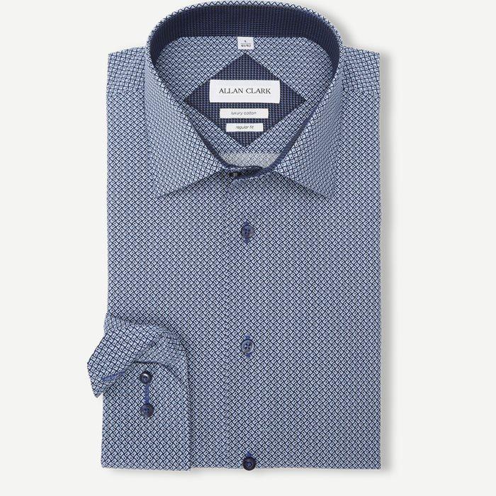 Dinard Skjorte - Skjorter - Blå