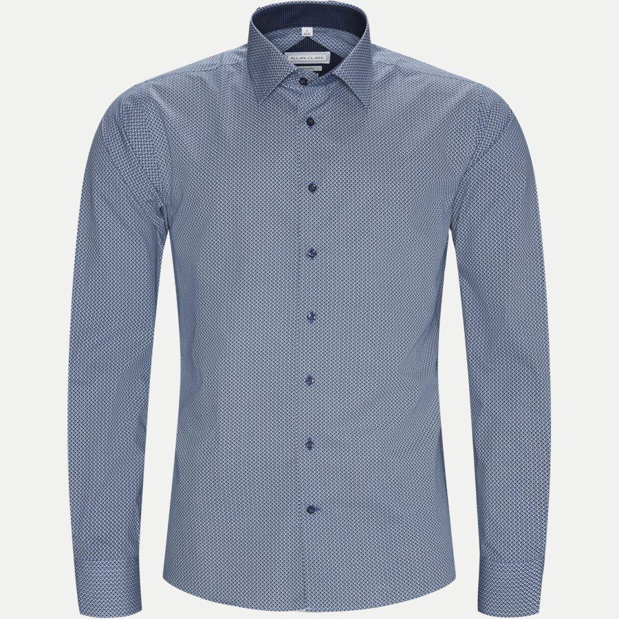 DINARD - Dinard Skjorte - Skjorter - NAVY - 5