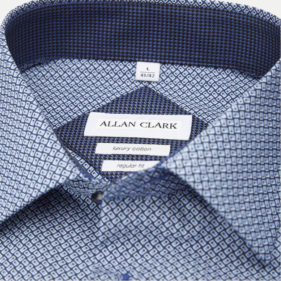 DINARD - Dinard Skjorte - Skjorter - NAVY - 9