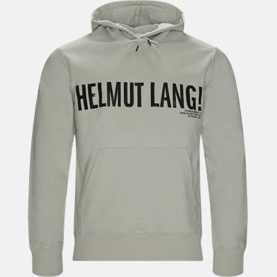 Oversized | Sweatshirts | Grå