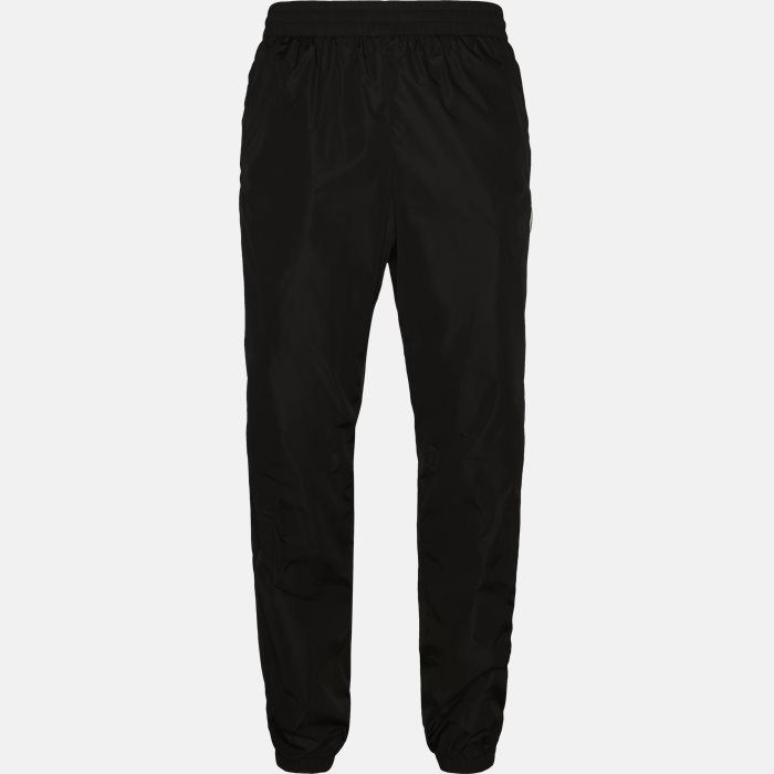 Trousers - Oversized - Black