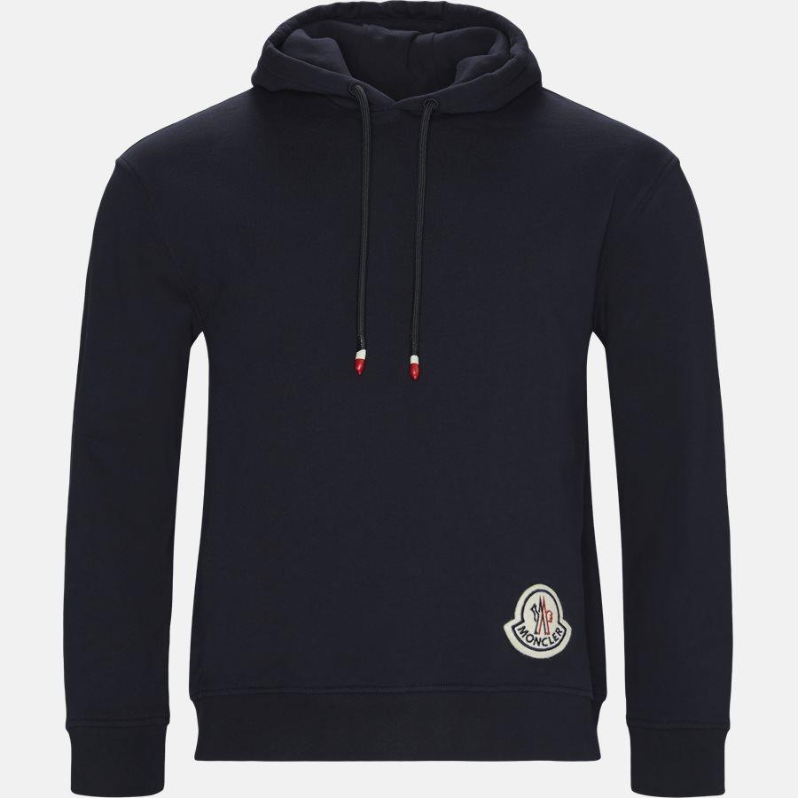 80441 00 V8027 - Sweatshirts - Regular fit - NAVY - 1