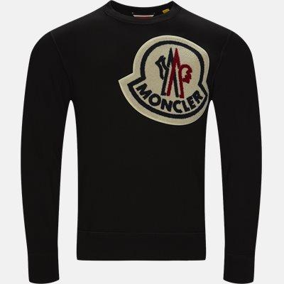 Regular fit | Sweatshirts | Sort