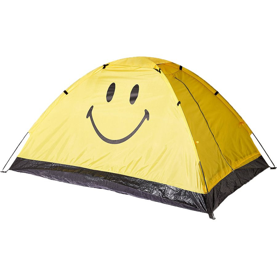 SMILEY TENT - Smiley Tent - Accessories - GUL - 1