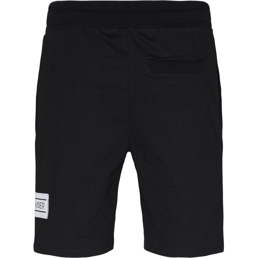 CASH - Cash Jersey Shorts - Shorts - Regular - BLACK - 2