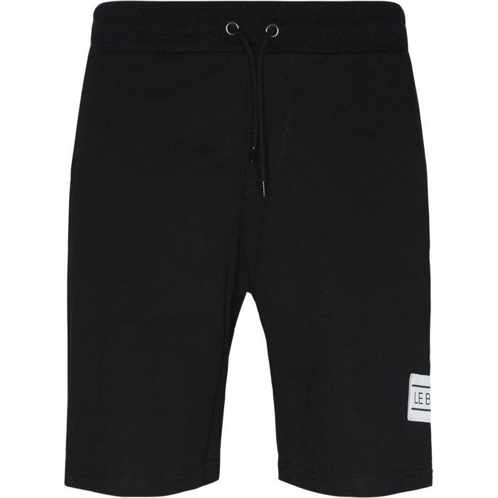 Cash Jersey Shorts - Shorts - Regular - Sort