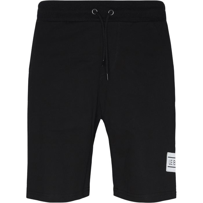 Cash Jersey Shorts - Shorts - Regular - Sort