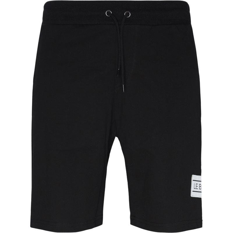 Billede af Le Baiser Cash Jersey Shorts Black